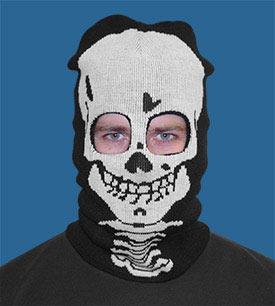 Skull Ski Mask