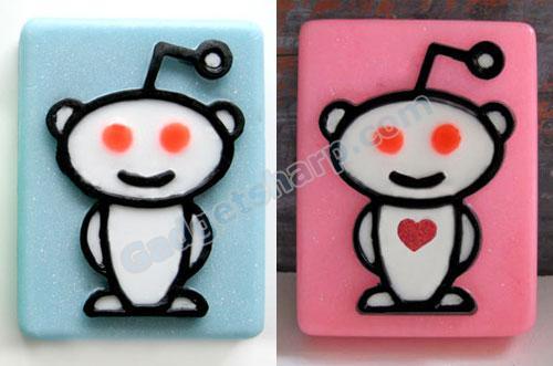 Reddit Alien Soap!