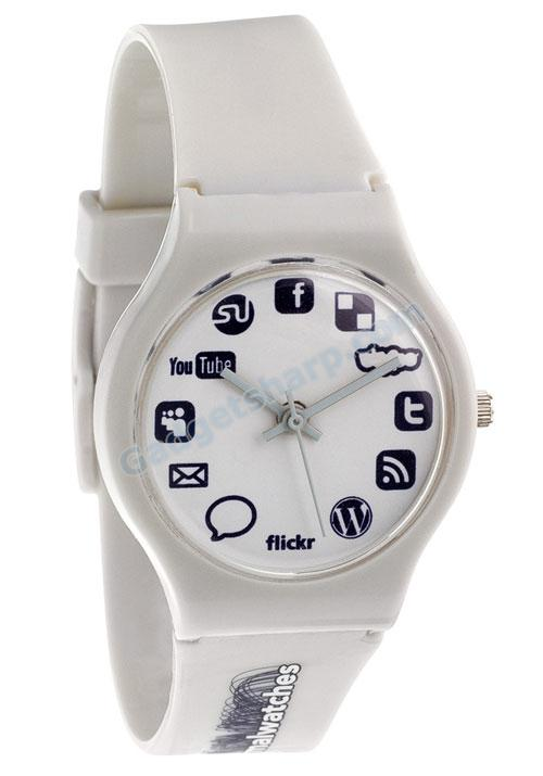 Normal Watches - Social Networking