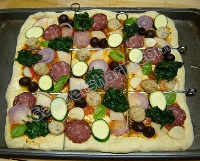Sudoku Pizza