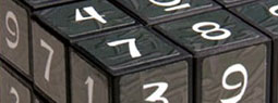 10 Sudoku Inspired Designs