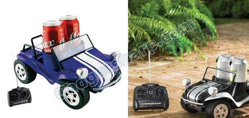 Remote Control Beverage Buggy
