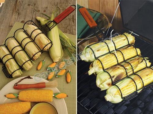Gourmet Corn Grilling Set