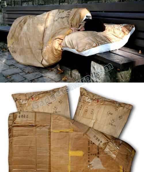 Cardboard Comfort