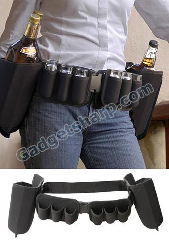 Booze Belt: The beer supply for the handy man