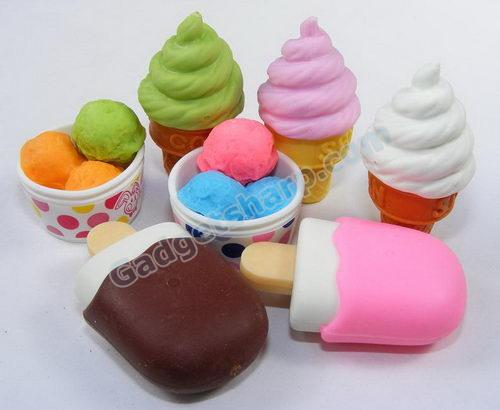 Ice Cream Eraser