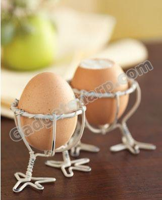Chick Feet Wire Egg Holders