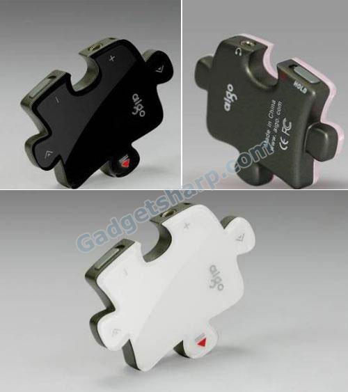 Puzzle Shaped MP3 Player