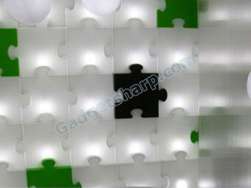 Pop - Puzzle lam