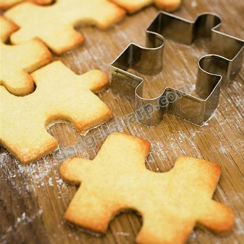 Jigsaw Cookie Cutter