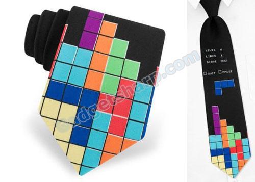 Tetris Tie