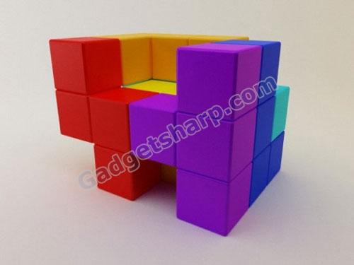 Tetris Chair
