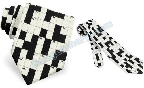 Crosswords Tie