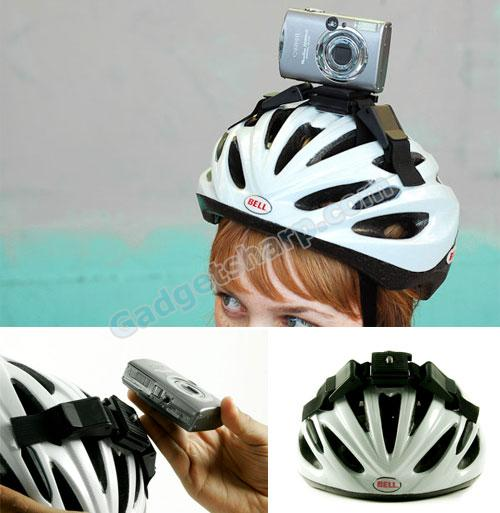 Helmet Bike Camera Mount