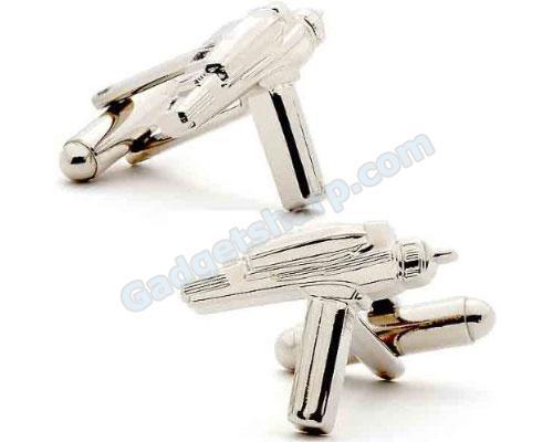 Star Trek Phaser Cufflinks
