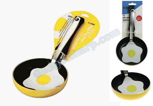 EGGcellent Mini Egg Fry Pan & Spatula