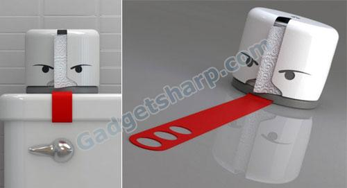 Guardian Toilet Paper Holder