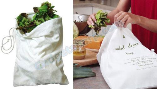Silvermark Microfiber Salad Bag