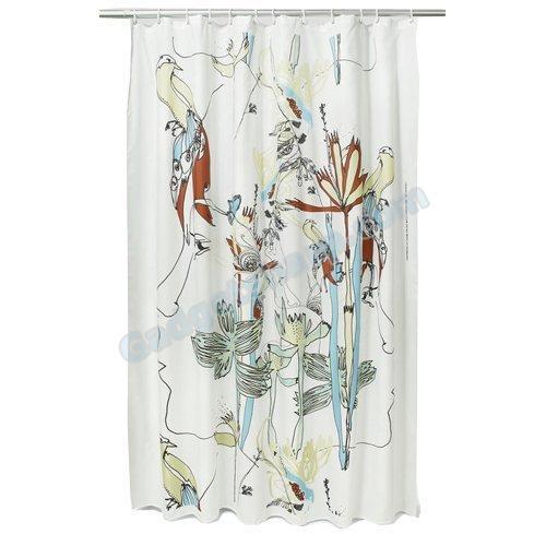 Marimekko Iso Satakieli Shower Curtain