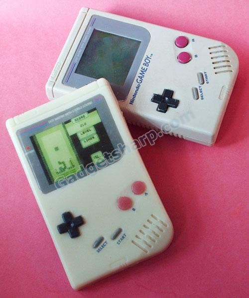 Ultra Cool Game Boy Soap