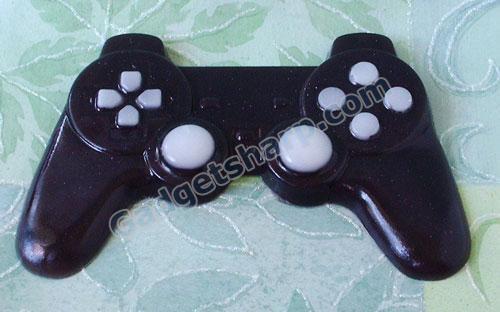 Black PlayStation Game Controller Soap