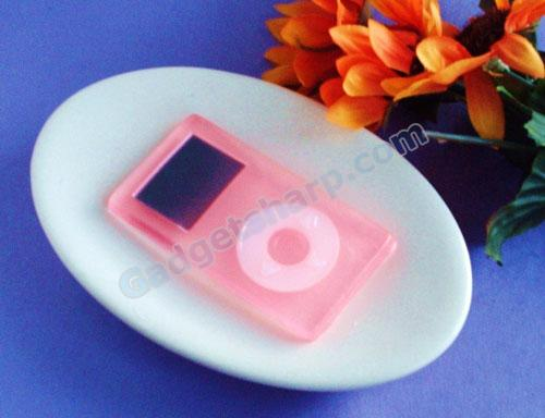 Orange iPod Soap