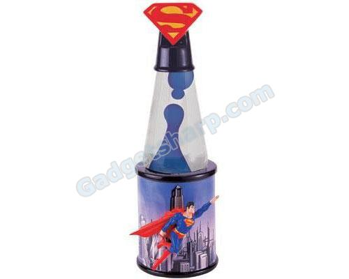 Superman Premier Edition Lava Lamp