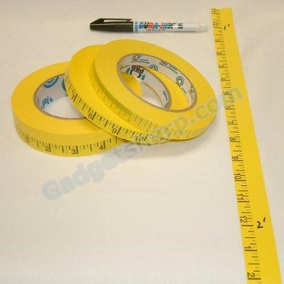 Pro-Measurement Ruler Tape