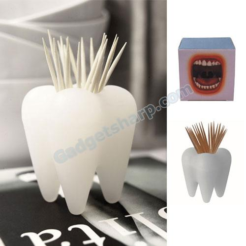 FRED Propaganda's Pick-a-tooth Toothpick Holder