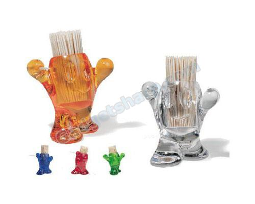 Koziol Design PicNix Party Animal Toothpick Holder