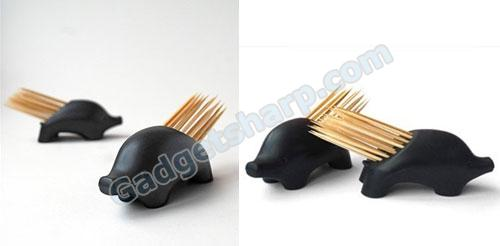 Suck UK Pick-ur-pine Porcupine Toothpick Holder