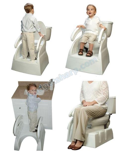 The Potty Stool