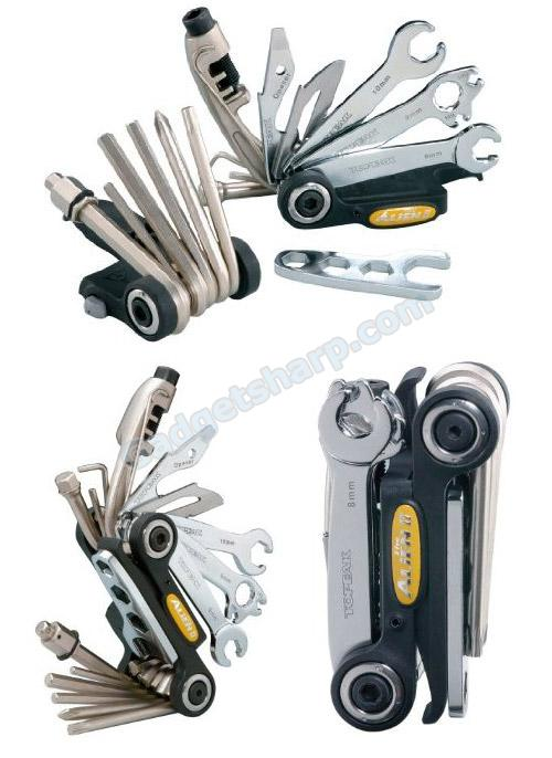 Topeak Alien II 26-Function Bicycle Tool