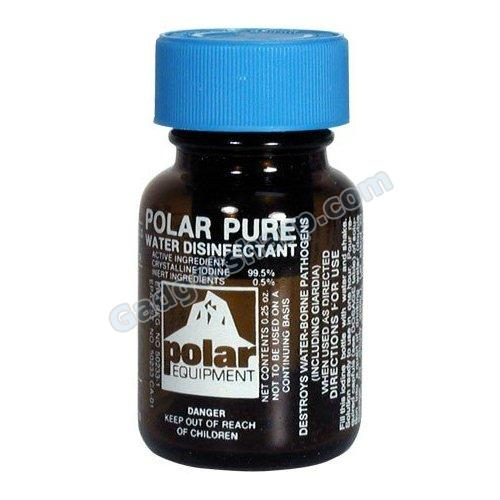 Polar Pure Water Disinfectant With Iodine Crystals