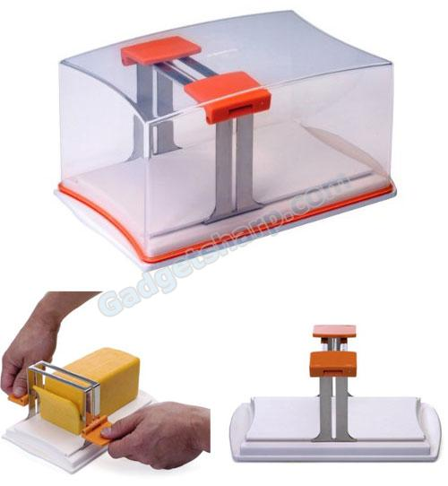 Slicing Cheese Keeper