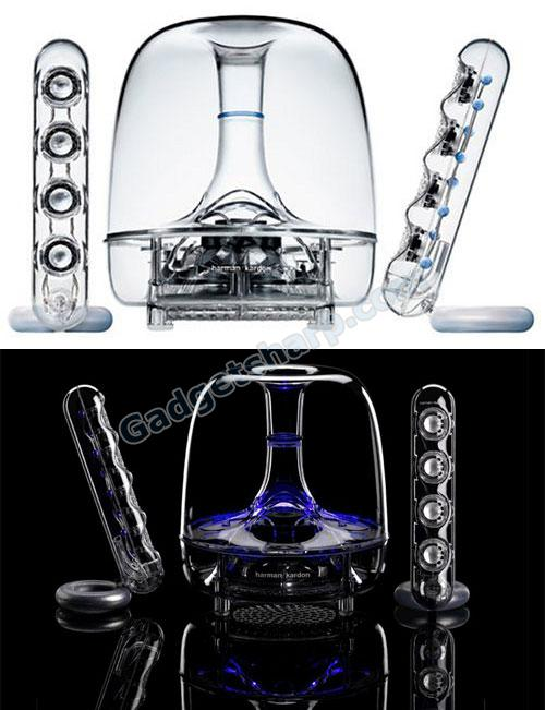 Harman Kardon SoundSticks II Plug and Play Multimedia Speaker System
