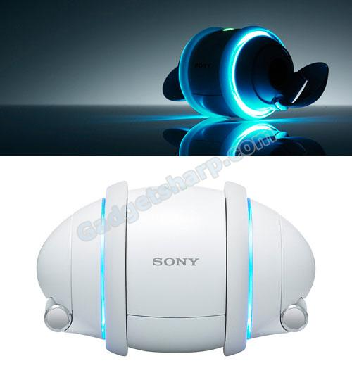 Sony Rolly Sound Entertainment Player