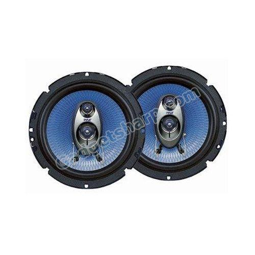 Pyle PL63BL 6.5-Inch 360-Watt 3-Way Speakers