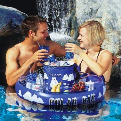 Polar Bar Refreshment Float