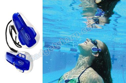 FINIS SwiMP3 v2 Waterproof MP3 Player