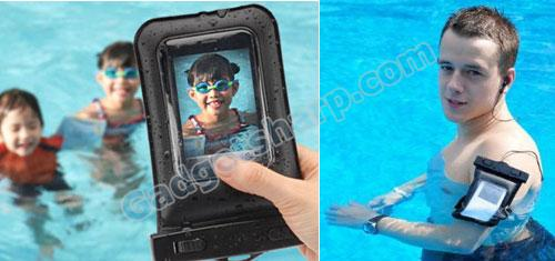 Waterproof Bag for your music and camera