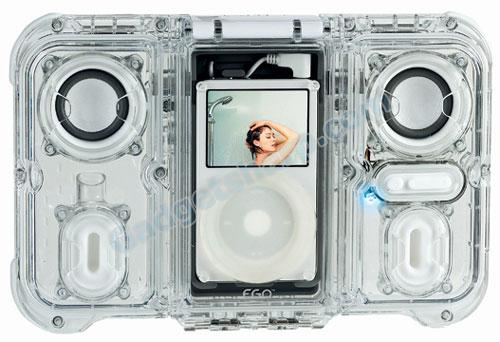 Ego iPod Waterproof Sound Case