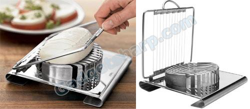 Norpro Stainless Steel Mozzarella Slicer