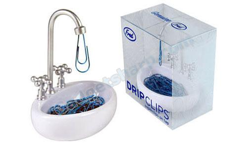 Basin Paper Clip Holder Sink Faucet