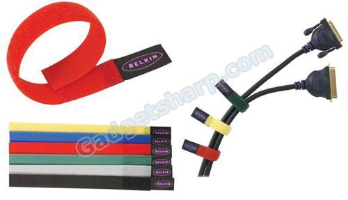 Belkin 8-Inch Velcro Cable Ties