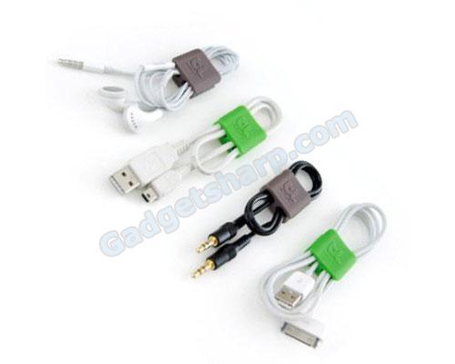 Bluelounge Medium Multi Purpose Cable Clips