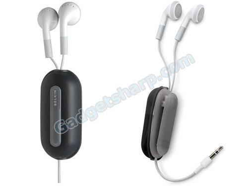 BelkinIpod Earbud Clip Cable Management