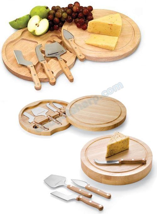Picnic Time Circo Cheese Set