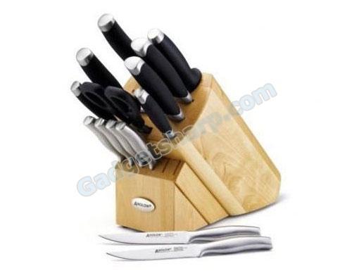 Anolon Advanced 15 Piece Cutlery Set