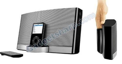 Bose? SoundDock? Portable digital music system - Gloss Black